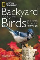 Go to record National Geographic backyard guide to the birds of North A...