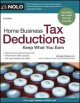 Go to record Home business tax deductions : keep what you earn