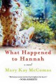 Go to record What happened to Hannah