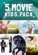 Go to record Kids Movie Pack [videorecording] : 6 movie pack