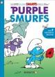 Go to record The purple Smurfs : a Smurfs graphic novel