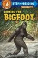 Go to record Looking for bigfoot