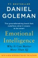 Go to record Emotional intelligence