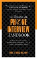 Go to record The essential phone interview handbook