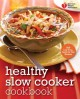 Go to record American Heart Association healthy slow cooker cookbook.