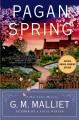 Go to record Pagan spring : a Max Tudor novel