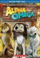 Go to record Alpha and Omega : the junior novel