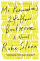 Go to record Mr. Penumbra's 24-hour bookstore