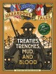 Go to record Nathan Hale's hazardous tales. Treaties, trenches, mud, an...