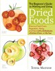 Go to record The beginner's guide to making and using dried foods