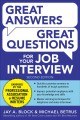 Go to record Great answers, great questions for your job interview