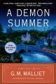 Go to record A Demon Summer : a Max Tudor novel