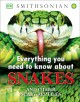 Go to record Everything you need to know about snakes : and other scaly...