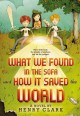 Go to record What we found in the sofa and how it saved the world