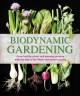 Go to record Biodynamic gardening
