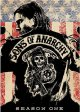 Go to record Sons of anarchy. Season one [videorecording]
