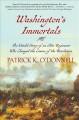 Go to record Washington's immortals : the untold story of an elite regi...
