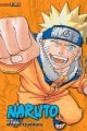 Go to record Naruto : 3-in-1. Volume 6, a compilation of the graphic no...