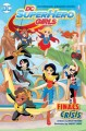 Go to record DC super hero girls. Finals crisis : an original graphic n...