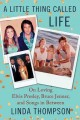 Go to record A little thing called life : on loving Elvis Presley, Bruc...