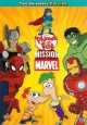 Go to record Phineas and Ferb. Mission Marvel [videorecording].