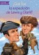 Go to record ¿Qué fue la expedición de Lewis y Clark?