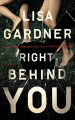 Go to record Right behind you [sound recording] : [a novel]