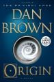 Go to record Origin [text (large print)] : a novel