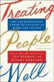 Go to record Treating people well : the extraordinary power of civility...