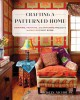 Go to record Crafting a patterned home : painting, printing, and stitch...