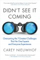 Go to record Didn't see it coming : overcoming the 7 greatest challenge...