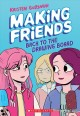 Go to record Making friends : back to the drawing board