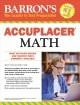 Go to record Barron's Accuplacer math