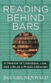 Go to record Reading behind bars  [text (large print)] : a memoir of li...