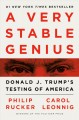 Go to record A very stable genius : Donald J. Trump's testing of America