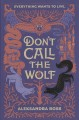 Go to record Don't call the wolf