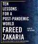 Go to record Ten lessons for a post-pandemic world