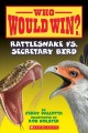 Go to record Rattlesnake vs. secretary bird