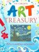 Go to record The Usborne art treasury