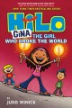 Go to record Hilo. Book 7, Gina, the girl who broke the world