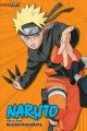 Go to record Naruto 3-in-1. Volume 10, a compilation of the graphic nov...