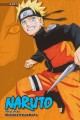 Go to record Naruto 3-in-1. Volume 11, a compilation of the graphic nov...