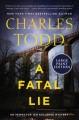 Go to record A fatal lie : an Inspector Ian Rutledge mystery