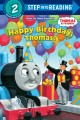 Go to record Happy birthday, Thomas! : based on the Railway series
