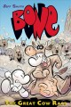 Go to record Bone. Vol. 2, The great cow race