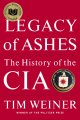 Go to record Legacy of ashes : the history of the Central Intelligence ...