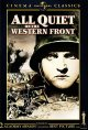 Go to record All quiet on the western front [videorecording]