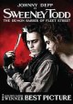 Go to record Sweeney Todd [videorecording] : the demon barber of Fleet ...