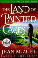 Go to record The land of painted caves [text (large print)]