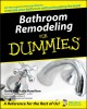 Go to record Bathroom remodeling for dummies